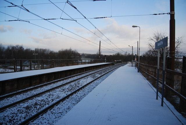 Radcliffe Metro Station
