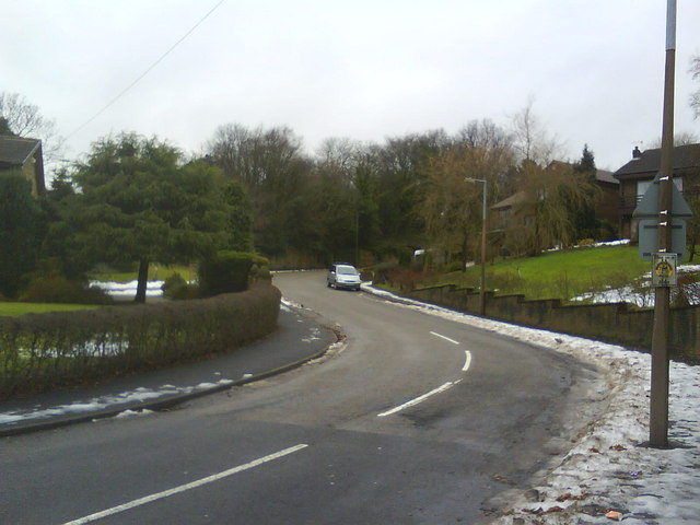 Heath Road, Glossop