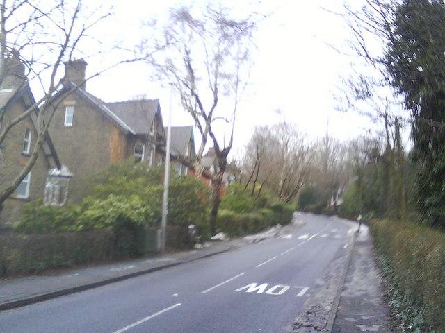 North Road, Glossop