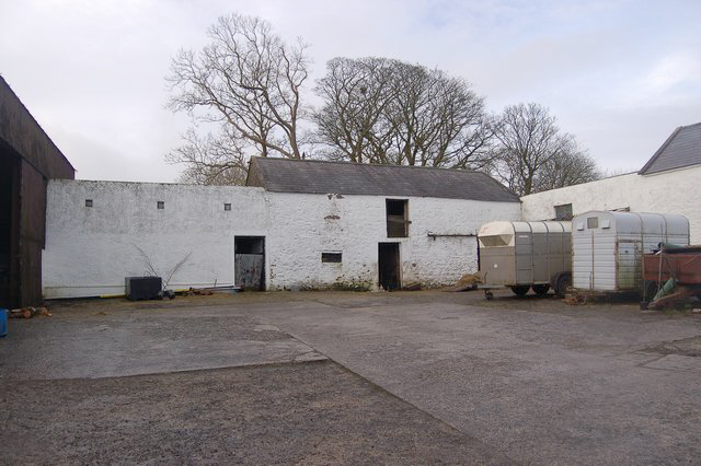 A Family Farm near Carrickfergus