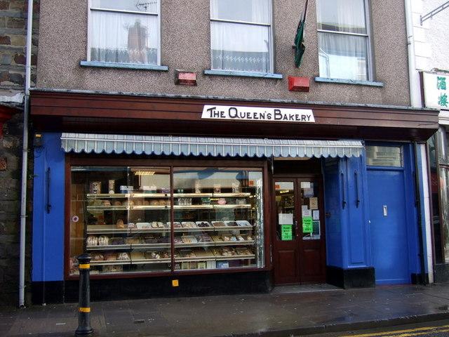 The Queen's Bakery Aberteifi/Cardigan