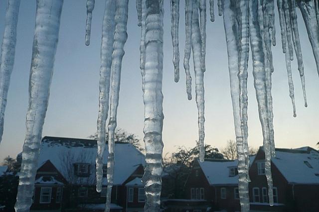 Ice curtain