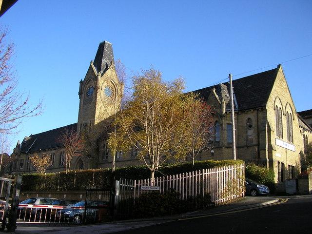 Forster Community College, Captain Street, Bradford