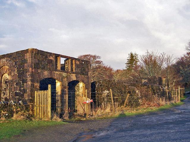 Dunvegan estate stables