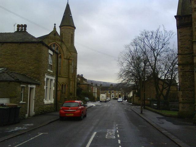 Talbot Street, Glossop