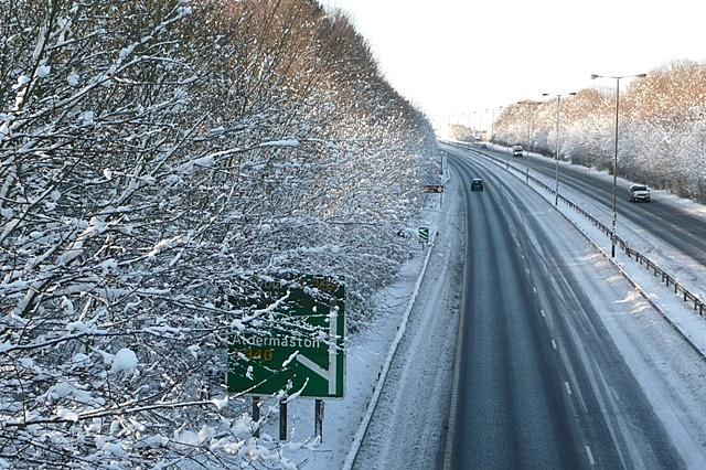 Basingstoke ring road