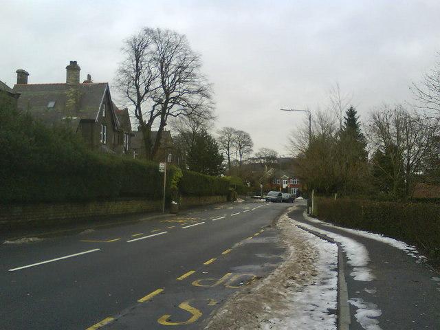 Talbot Road, Glossop