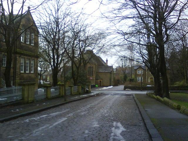 Fitzalan Street, Glossop