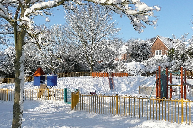 Playground in Popley