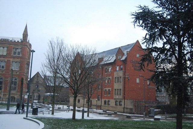 Chethams School of Music & Chethams Library