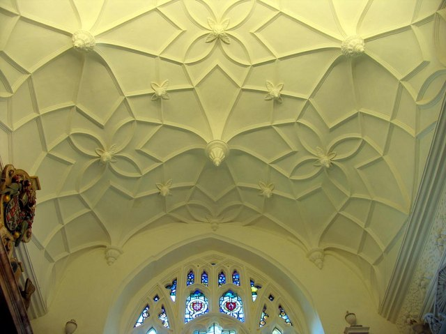 The Lumley Chapel, Cheam - Roof