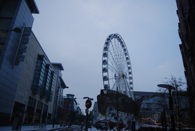 Ferris Wheel, Exchange Square