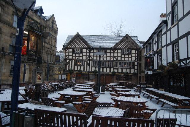 The Old Wellington Inn, The Shambles