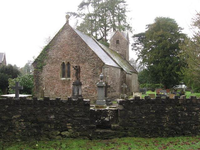 Llansannor church