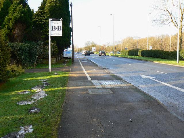 A4259 Marlborough Road, Swindon