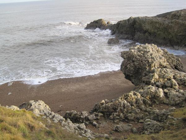 Small Unnamed Bay near Marsden Bay