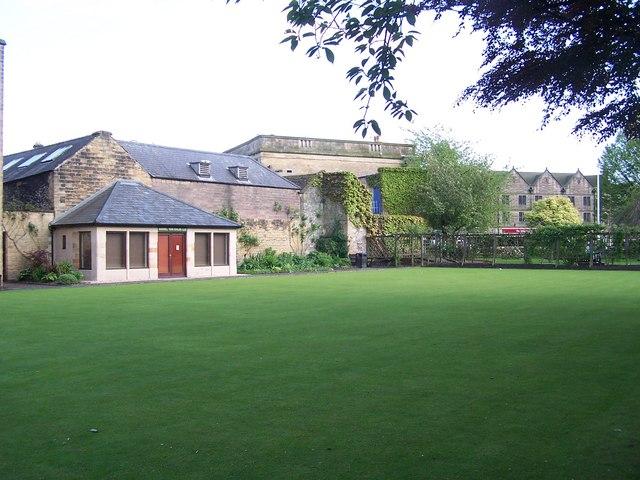 Bakewell Town Bowling Club, Bath Gardens, Bakewell