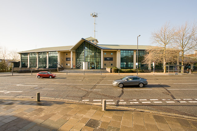 BBC Southampton offices, Havelock Road