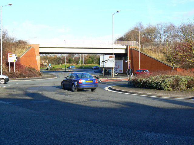 Bruce Street Bridges, Rodbourne, Swindon