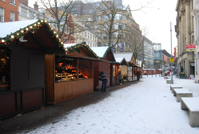 European Christmas Market, St Ann's Square