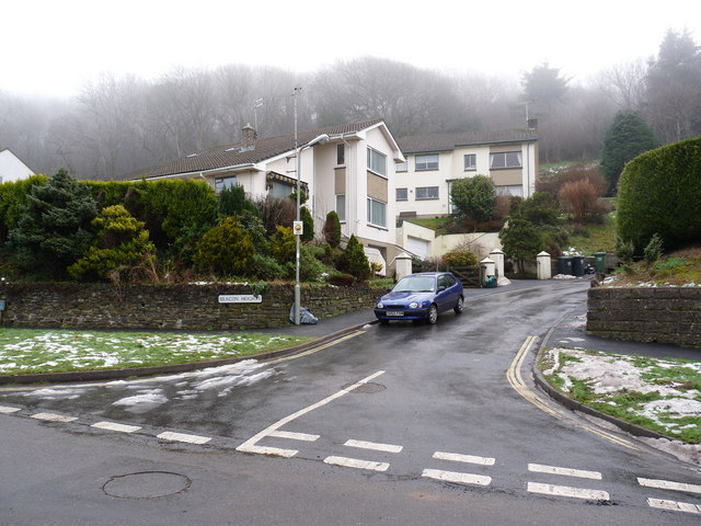 Beacon Heights on North Down Road