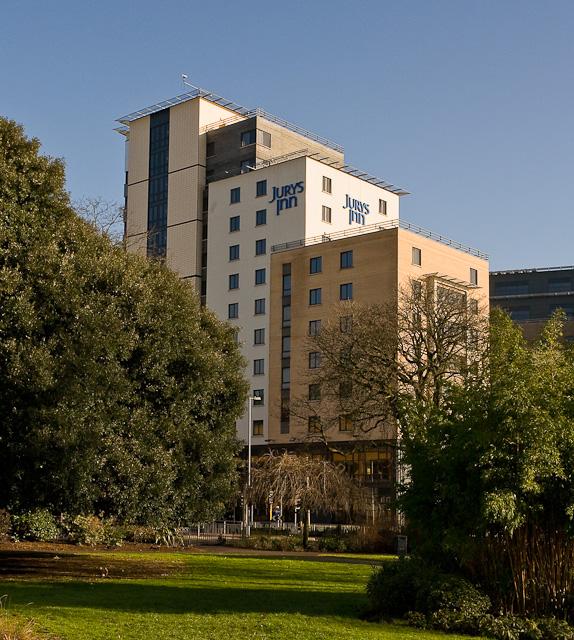 Jurys Inn hotel, Charlotte Place