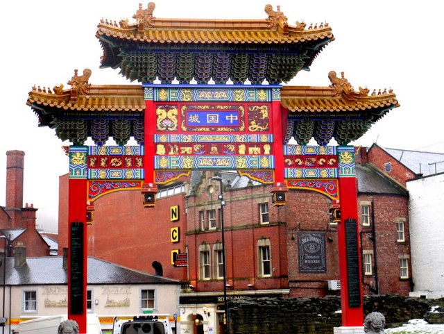 Chinese Arch, Stowell Street