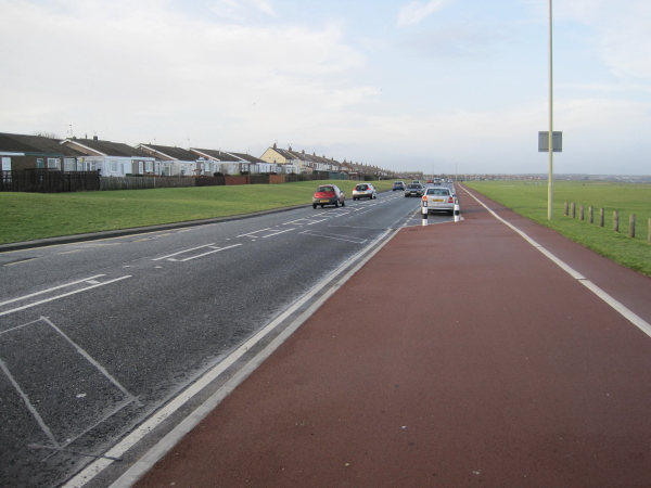 Coast Road, South Shields