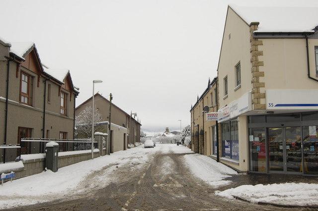 John Street, Dyce