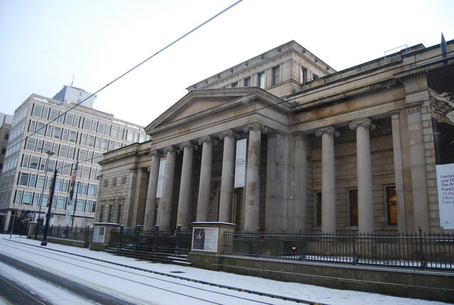 Manchester Art Gallery, Mosley St