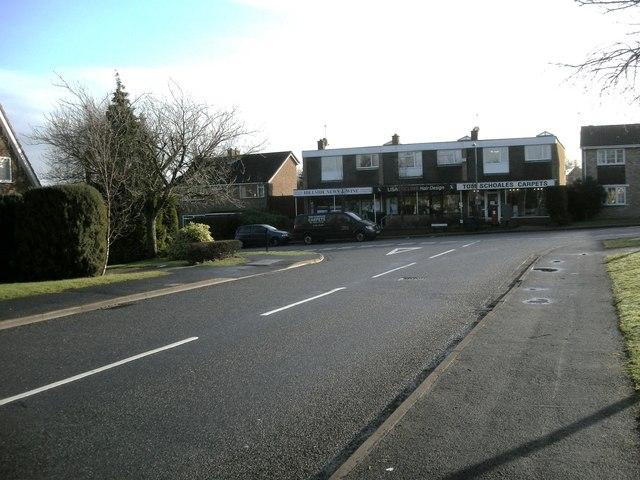 Rugby-Goldsmith Avenue.