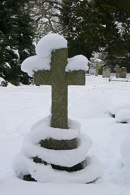 St. James' churchyard