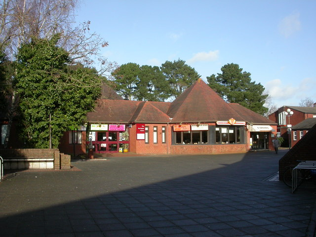 Ferndown, Barrington Theatre