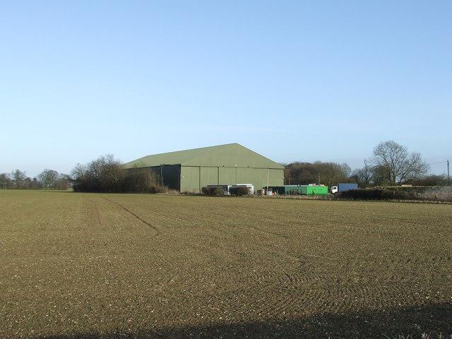 Type B1 Hangar