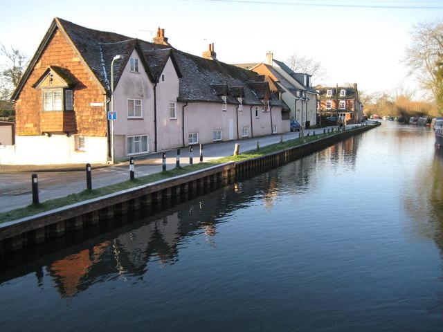 Newbury: Weavers' Cottages
