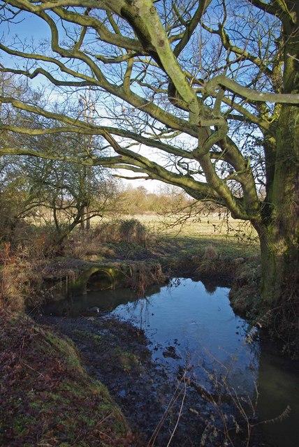 A Hutton Footbridge