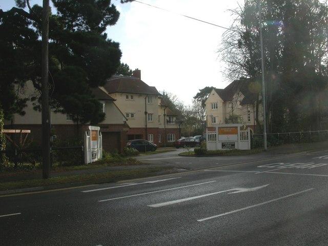Ferndown, Amberwood House