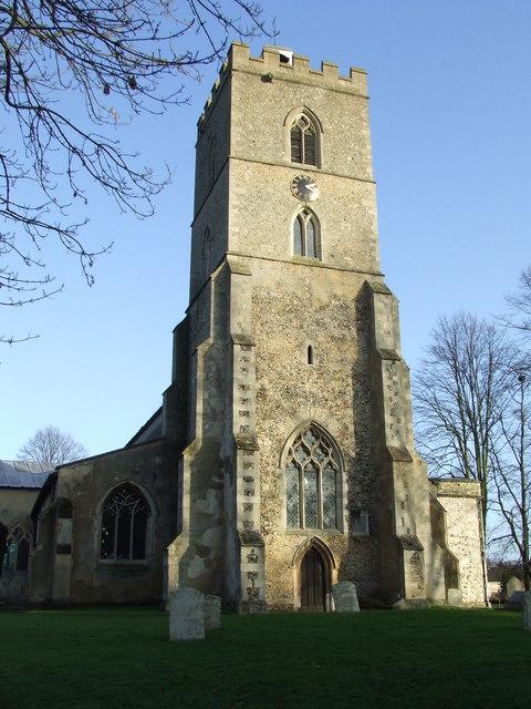 St Martin Exning