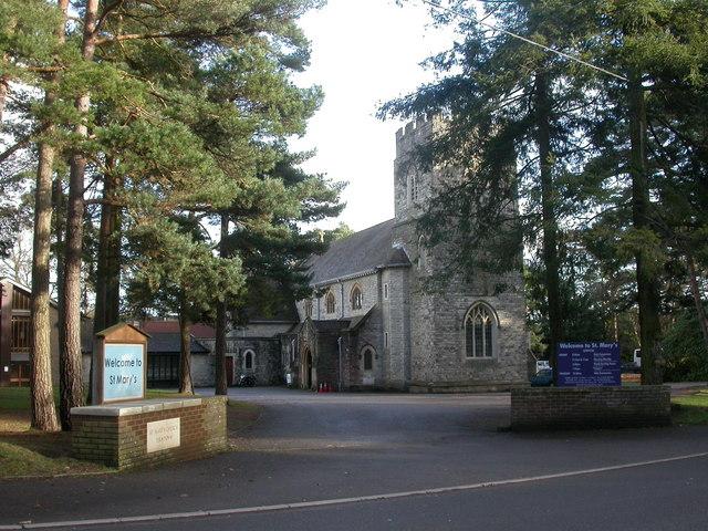 Ferndown, St. Mary's Church