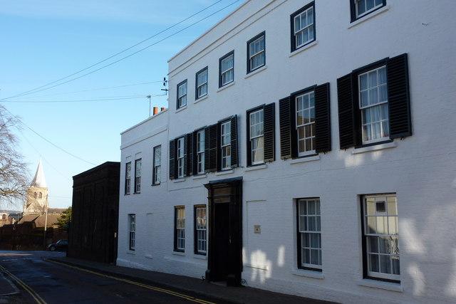 St. Margaret's House, St. Margaret's Street, Rochester