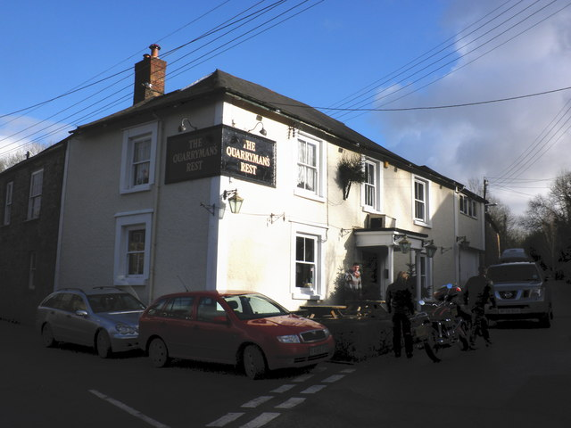 The Quarryman's Rest, Bampton