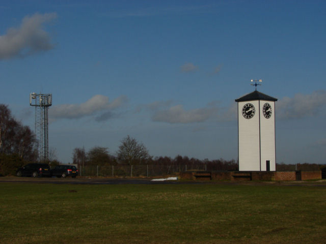 Clock Tower, Bisley Ranges