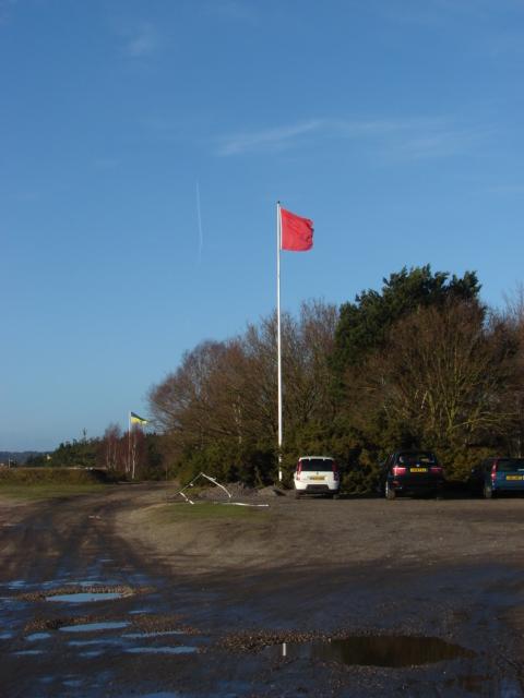 Red Flag, Bisley Ranges