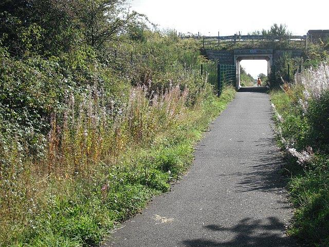 Fortified bridge, Greenhill