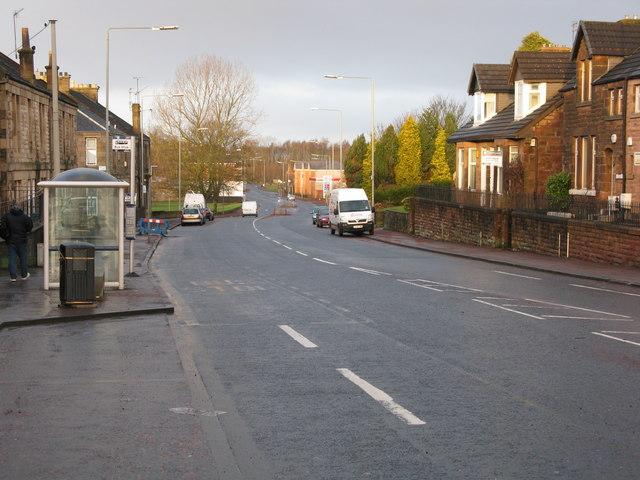 Hamilton Road, Halfway