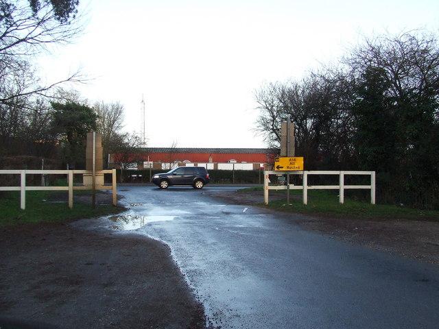 Hamilton Road Junction