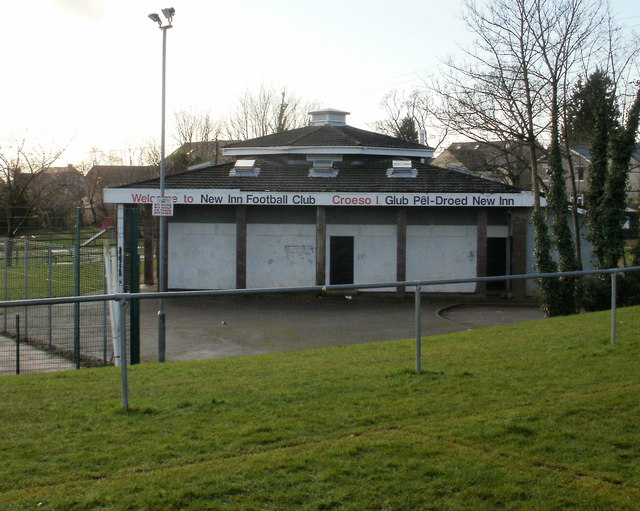 Pavilion, New Inn AFC