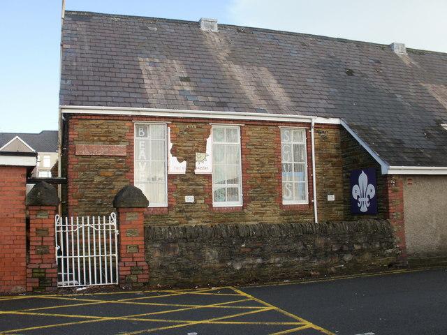 1st Panteg (St Marys) Scout Group, New Inn