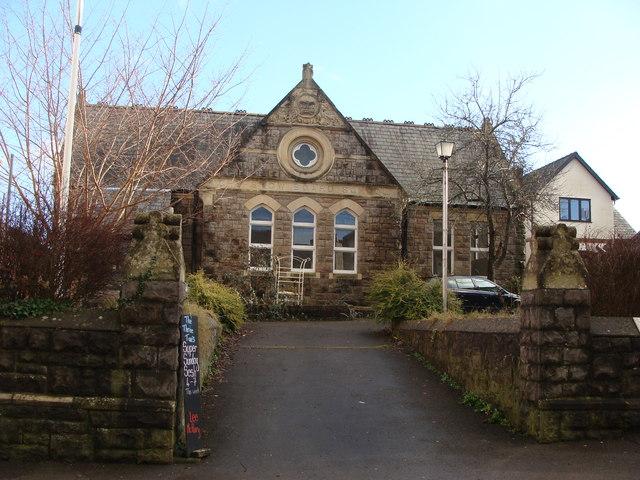 Chepstow Board School