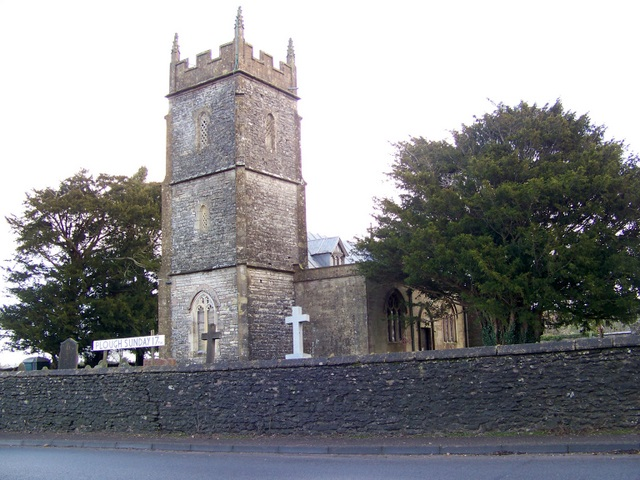 St Mary's Church, Ston Easton